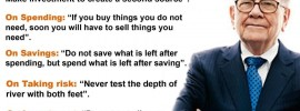 Warren Buffett Quotes on Life – Great Business Magnet