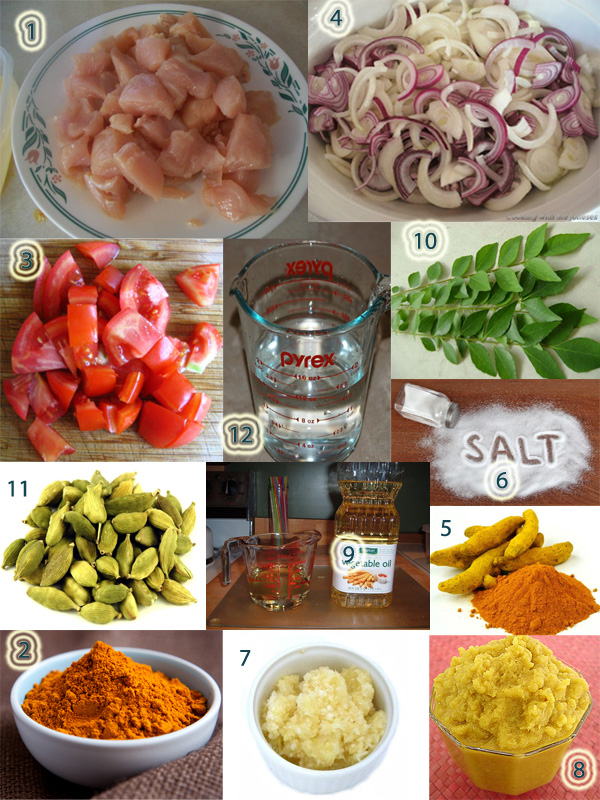How To Make Curry Chicken Without Coconut Milk
