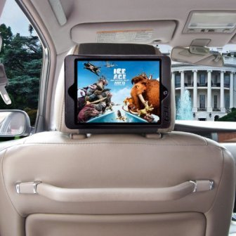 Best iPad Mini Headrest Mount Reviews (Backseat)